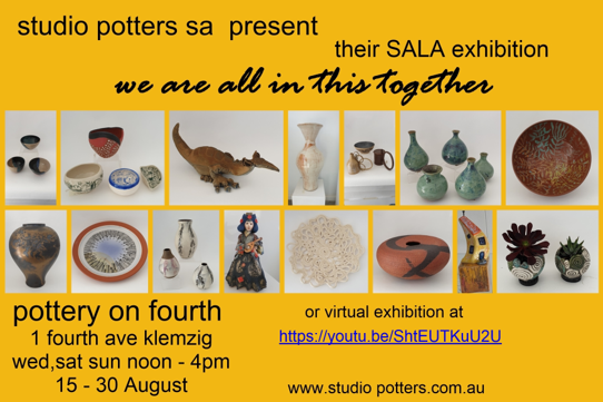 pottery event in adelaide
